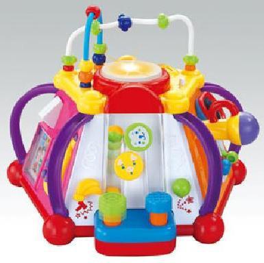 Музыкальная развивающая игрушка 806