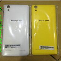 """Lenovo A6000 задняя крышка оригинал оригинальная желтая черная белая """" ФИРМЕННАЯ ЗАДНЯЯ КРЫШКА КОРПУС"""""""
