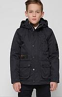 Куртка демисезонная на мальчика, на рост 122-158см