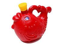 Лейка M-Toys Рыбка Красная