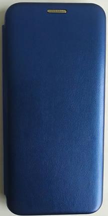 Чехол-книжка '' Classy & Level '' Xiaomi Redmi Note 7 / Note 7 Pro, Dark Blue, фото 2