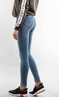 """Женские джинсы голубые Американка """"Questo"""", фото 1"""