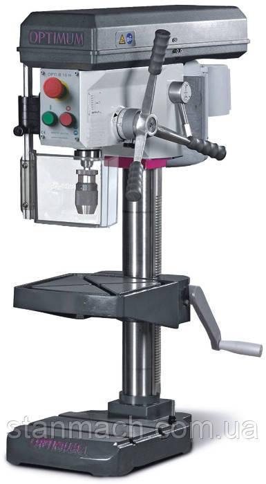 OPTIdrill B 16H /380v | Настільний свердлильний верстат підвищеного класу точності