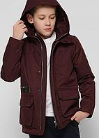 Демисезонная куртка на мальчика, на рост 122-158см