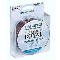 Леска Balzer Platinum Royal Match/Feeder 0.16мм 200м 2.50кг тонущая (12097 016)