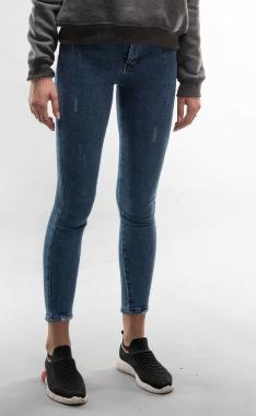 """Женские джинсы голубые Американка """"Questo"""""""