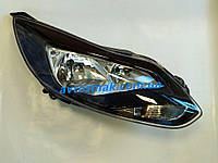 Фара дляFord Focus III (11-14) правая (FPS) электрич., H7,H1,PY21W, W5W хром. 1735194 1735194