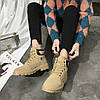 Стильные женские зимние ботинки, фото 4