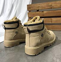 Стильные женские зимние ботинки, фото 3