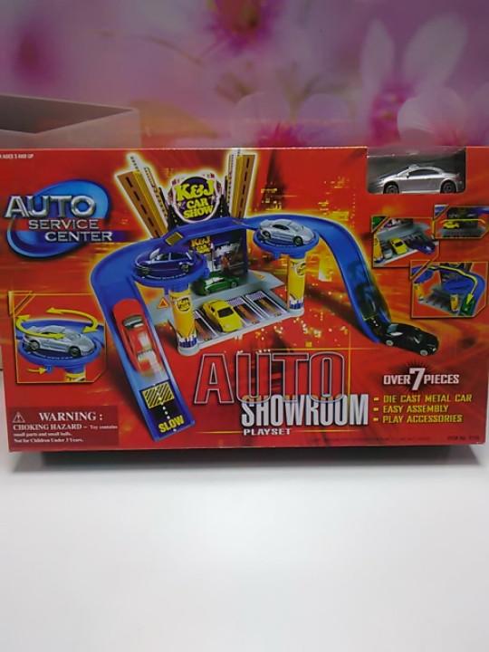 Паркинг AUTO SHOWROOM