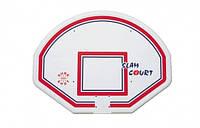 Баскетбольный щит SureShot Slam court (полипропилен) 120x90