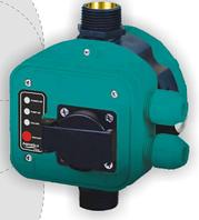 Контроллер давления Aquatica DSK8.2 1,1кВт с розеткой и вилкой, плавн.пуск+ регул.давл включения 779556
