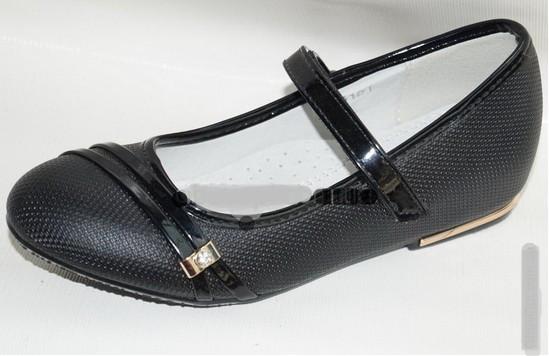 Туфли для девочки школа, 32-37 34