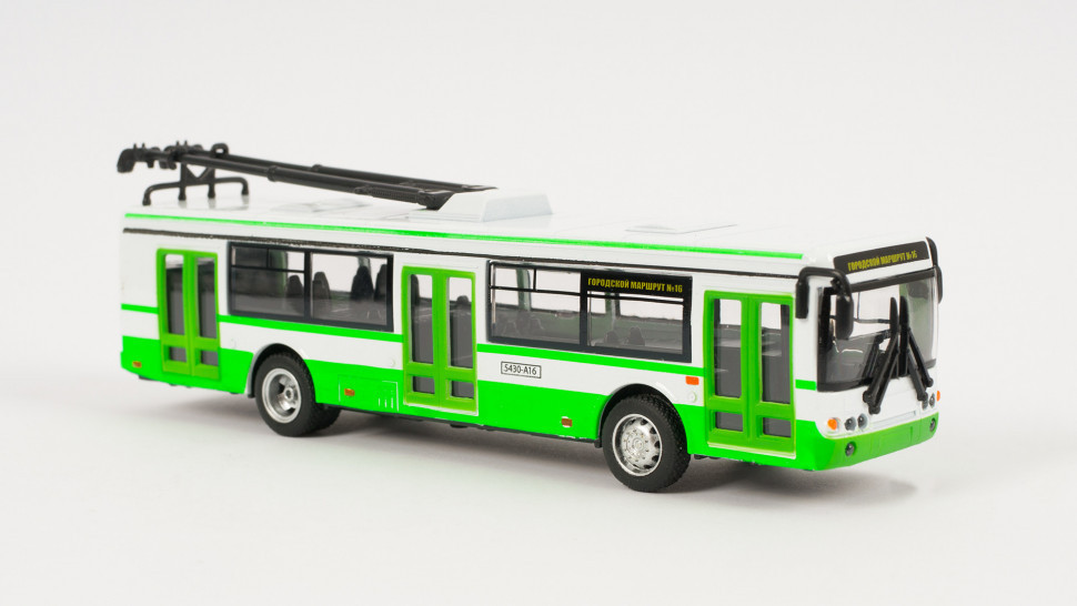 """Троллейбус 6407A """"Автопарк"""""""