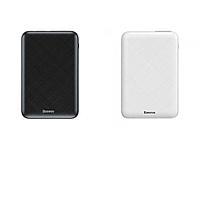 Портативное зарядное устройство BASEUS Mini S Digital Display 10000mAh Белый