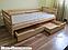 Кровать одноярусная Котигорошко. ТМ Дримка, фото 2