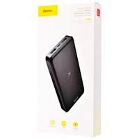 Портативное зарядное устройство BASEUS M36 10000mAh Черный