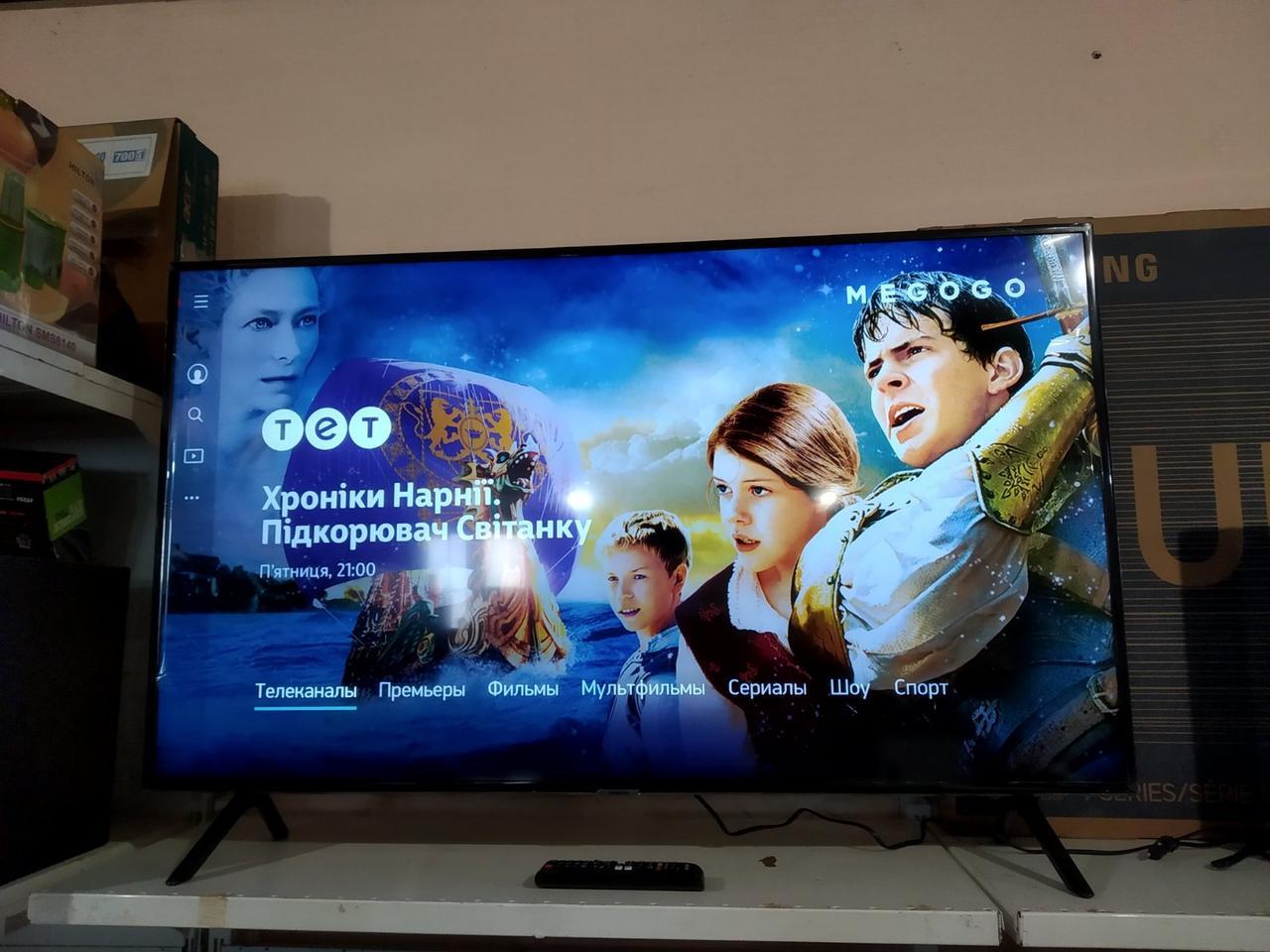 Телевизор Smart TV Samsung UE50RU7172