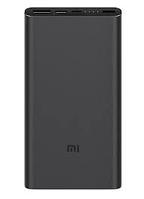 Портативное зарядное устройство Xiaomi Mi Power Bank 3 10000mAh Черный