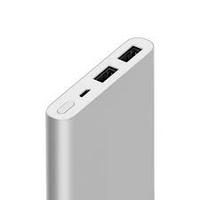 Портативное зарядное устройство Xiaomi Mi Power Bank 3 10000mAh Серебряный