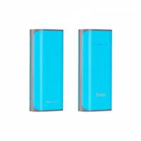 Портативное зарядное устройство HOCO Power Bank B21 5200mAh Голубой