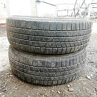 ШИНЫ б/у 2шт 215/70 R16 8мм 08год Pirelli британия 00391 Диски и резина