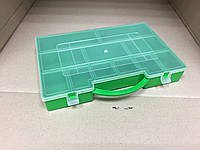 Пластиковый контейнер для мелочей 11 ячеек