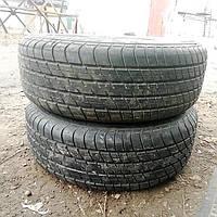 ШИНЫ б/у 2шт 205/60 R15 8мм 02год Dunlop Japan лето 00387 Диски и резина