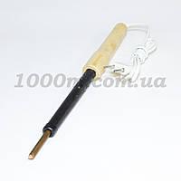 Паяльник 100 Вт с деревянной ручкой