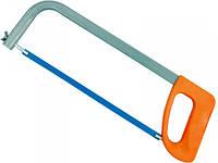 Ножовка по металлу  с пластиковой ручкой 300 мм VOREL 27200