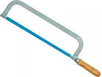 Ножовка по металлу VOREL с деревяной ручкой 300 мм VOREL 27000