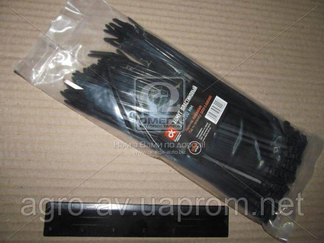 Хомут пластиковый (DK22-3.6х200BK) 3.6х200мм. черный 100шт./уп. <ДК>