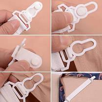 Резинки для фиксации простыней. 4шт/уп, фото 3