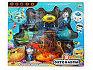 Игровой набор Октонавты: набор из 4 героев октонавтов с транспортом + аксессуары scs, фото 4