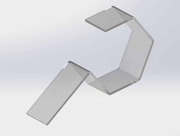 Подставка под ремень 38 x 91 x 3 мм., фото 2