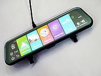 Зеркало-регистратор MR-810 2 камеры Android 3G WiFi 16GB 10 дюймов, фото 1
