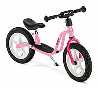 Детский беговел с пневматическими шинами Puky LR 1 L 4066 розовый