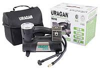 Компресор автомобільний URAGAN 90210, 40 л/хв (8шт./ящ.)