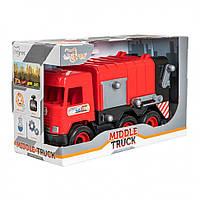 "Мусоровоз ""Middle truck"" 39488"