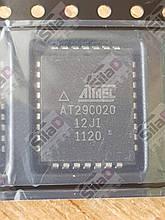 Микросхема память AT29C020-12JU Atmel корпус PLCC32