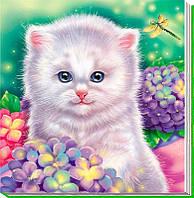 Милые зверята Котёнок на русском Ranok