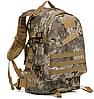 Камуфлжный портфель 50 літрів 3D Military Tactical BackPack Kryptek 8FIELDS (NB-03-MA)