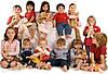 Мягкие игрушки для разных возрастов