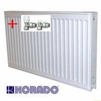 """Радиатор """"KORADO"""" 22К 500x1000 боковое подключение"""