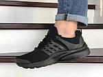 Мужские кроссовки Presto (черные) 8961, фото 3