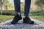 Мужские кроссовки Presto (черные) 8961, фото 4