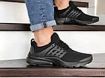 Мужские кроссовки Presto (черные) 8961, фото 5