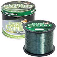 Волосінь Energofish Carp Expert Dark Green Ø0,30мм, 13,75 кг, 1200м
