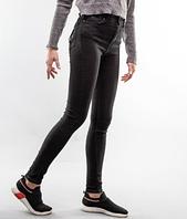 """Женские джинсы-американка черные """"The Bark"""", фото 1"""