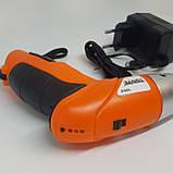 Акумуляторна викрутка,шуруповерт TUOYE з бітами і адаптером, фото 6